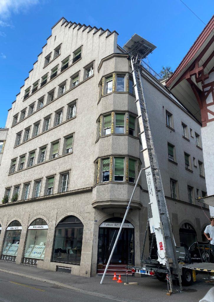 Bachstrasse Brauchli GmbH