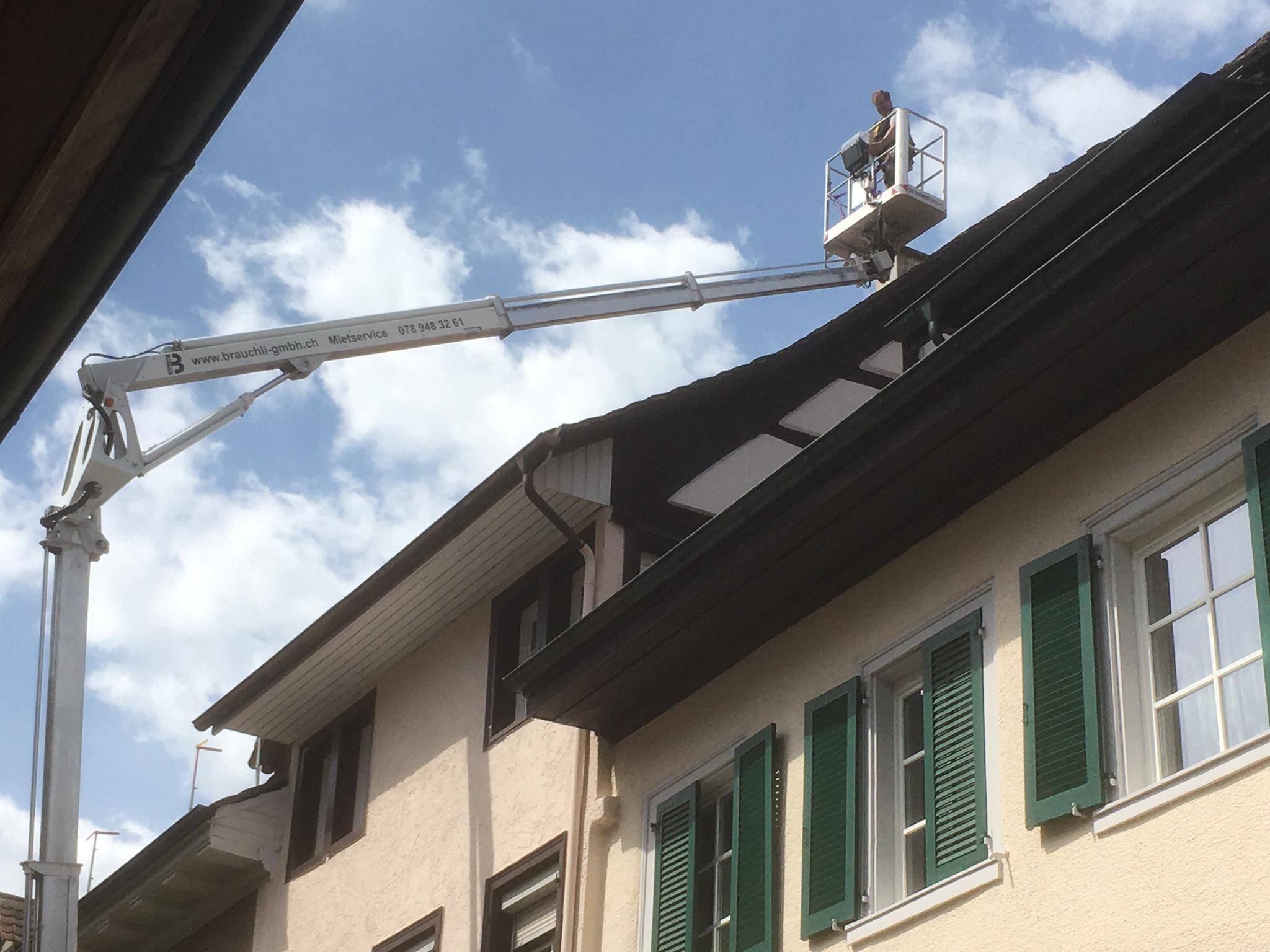 Dacharbeiten Brauchli GmbH