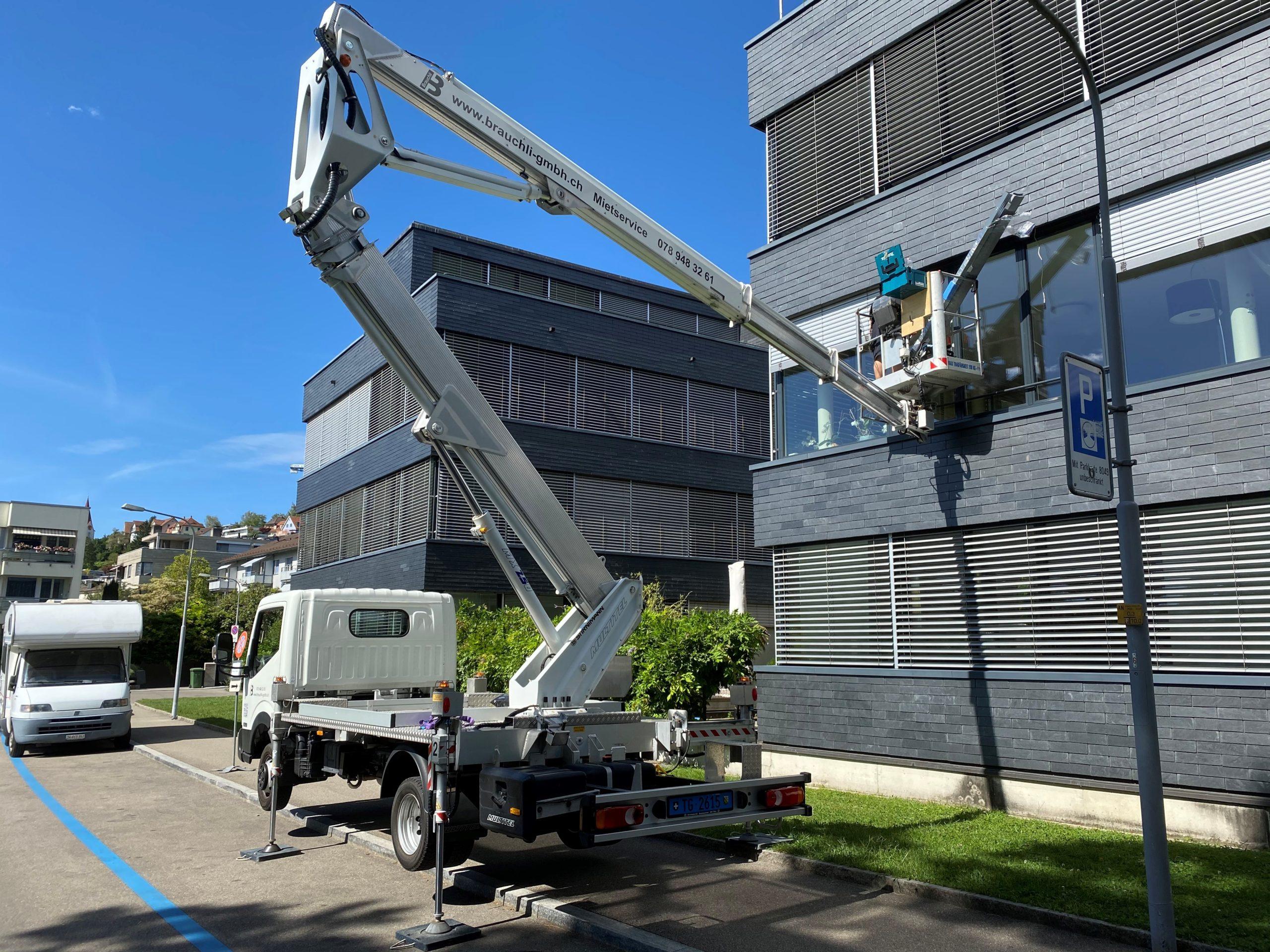Fensterfront Brauchli GmbH